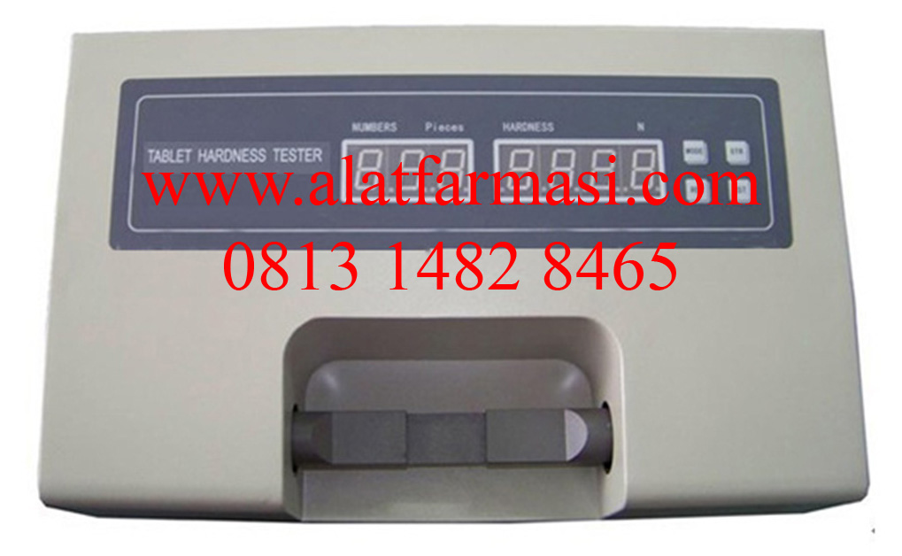 Jual Digital Tablet Hardness Tester KMSW-D1001-03-02-Alat Uji Kekerasan Tablet